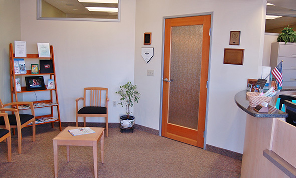 Office Tour - Spring Valley Dentist - Dr. Boyer